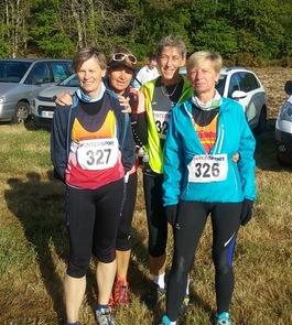 Trail de Ste Marie - Ploëmel - Lundi 1er mai 2017
