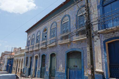 14 au 19 - Sao Luis, Alcantara et les Lençois