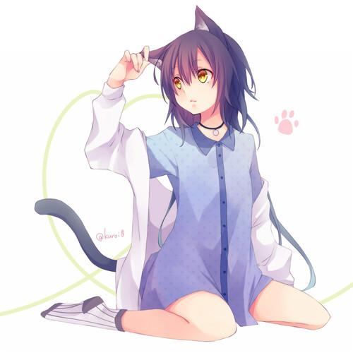 Image de anime and anime girl