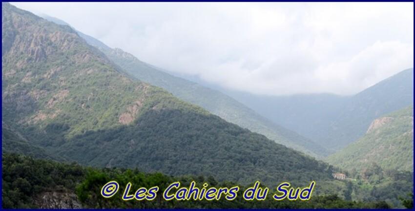 Corse 2016. Vallée du Fango, la boucle de Prunicialle