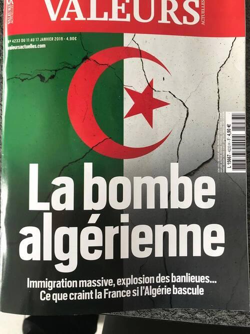 La France ne s'y attend pas ...