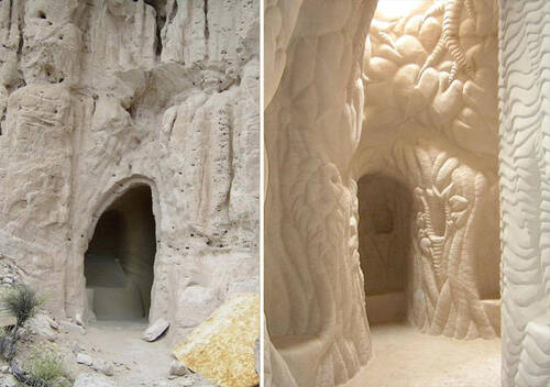 Hand Carved Caverns