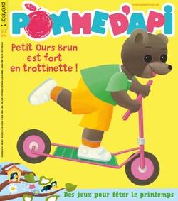 Connaissez-vous le magazine pour enfant Pomme d'Api ?