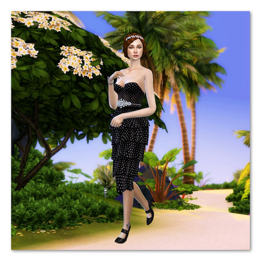TS4 Sim : Zoé Marie