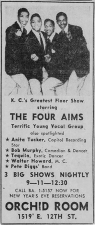 The Four Aims aka The Four Tops (1)