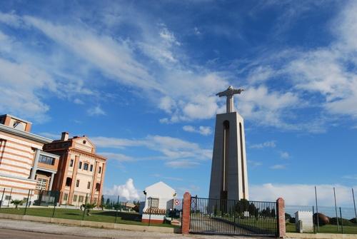 La Tour de Belem et le Christ-Roi à Lisbonne (photos)