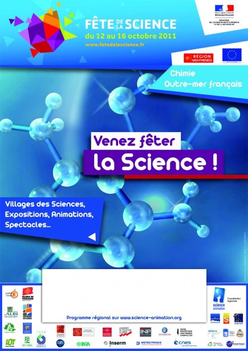 La Fête de la Science dans le Tarn!