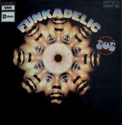 Funkadelic - Same - Complete LP