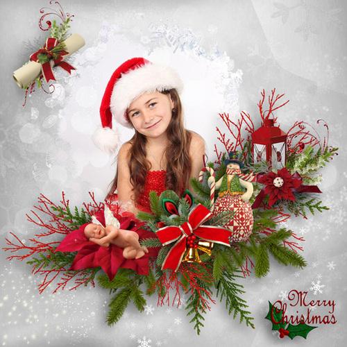 Christmas de Scrap de Baby