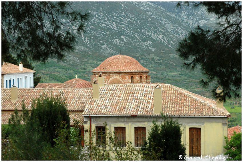 Monastère de Osios Loukas. #5