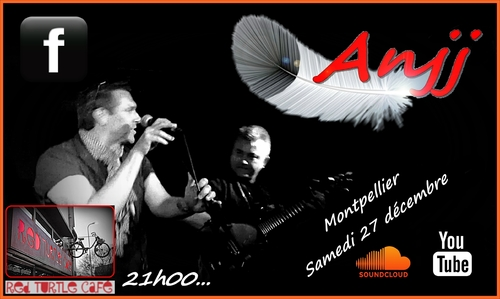 Anjj live 2014...