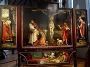 Retable d'Issenheim de retour au musée Unterlinden de Colmar