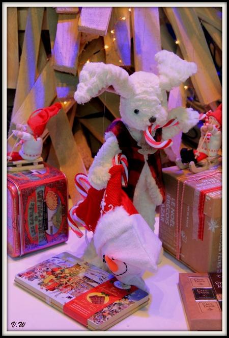Vitrines de Noël dans les grands magasins (2)