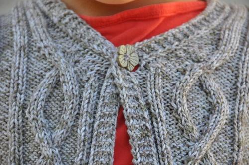 Un peu de tricot tiens !