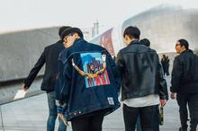Fashion Week Seoul 2018 Printemps-Été (Street)