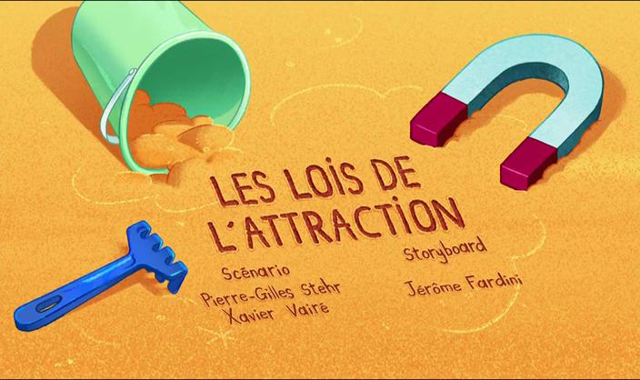 Zig & Sharko - 2x68 - Les lois de l'attraction