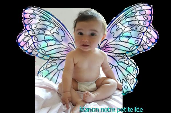 Les vacances de Manon
