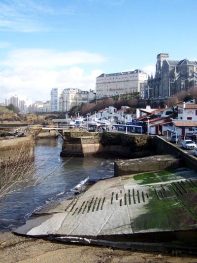 Blog de chipiron : Un chipiron dans les Landes, Suite, port vieux de Biarritz