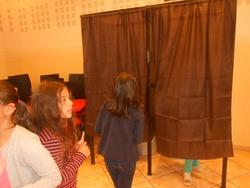 élections conseil municipal enfants