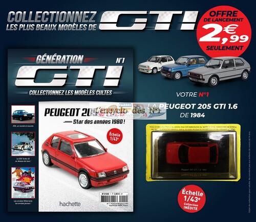 N° 1 Génération GTI - Test