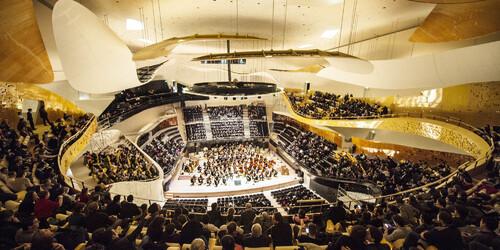Concert symphonique à la PHILHARMONIE DE PARIS