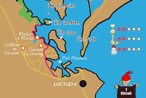 Voici le blog spécial Classe de mer!