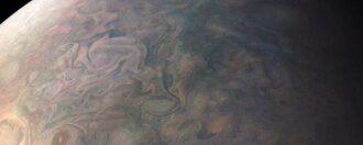 WOW... La sonde Juno nous offre une image exceptionnelle de Jupiter