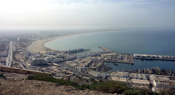 Agadir Panorama Baie