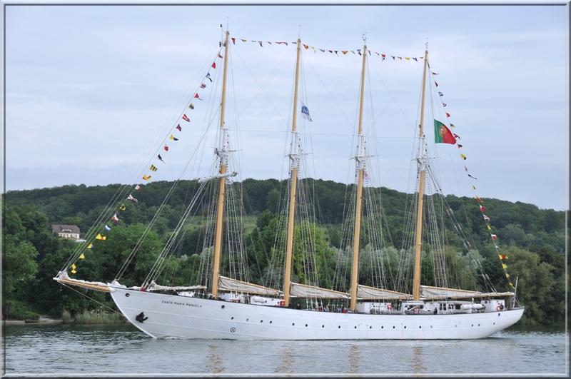 Rouen, l'Armada 2013 (5 et fin)