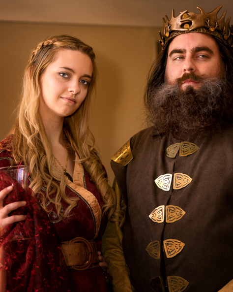 Cosplays de Robert Baratheon