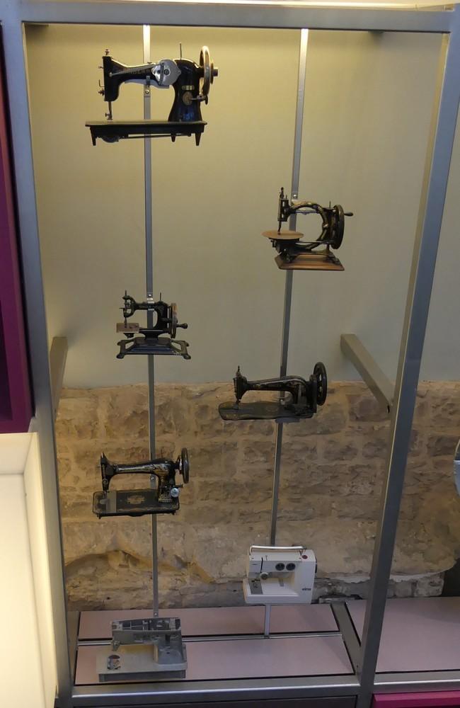 Le Musée National d'Ecosse à Edimbourg...