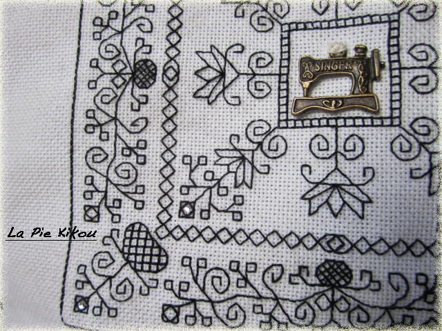 Comment en finir avec 1 blackwork