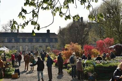 Gagnez votre entrée pour la Fête des Plantes de St Jean de Beauregard...