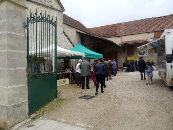 Portes ouvertes chez G.R.E.N. à Sainte Colombe sur Seine, avec Bien Vivre à la Campagne
