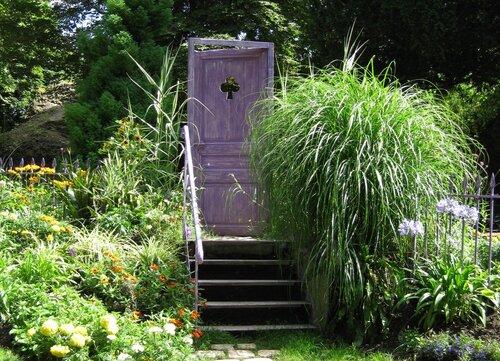 Défi n° 211 : une porte ouverte sur