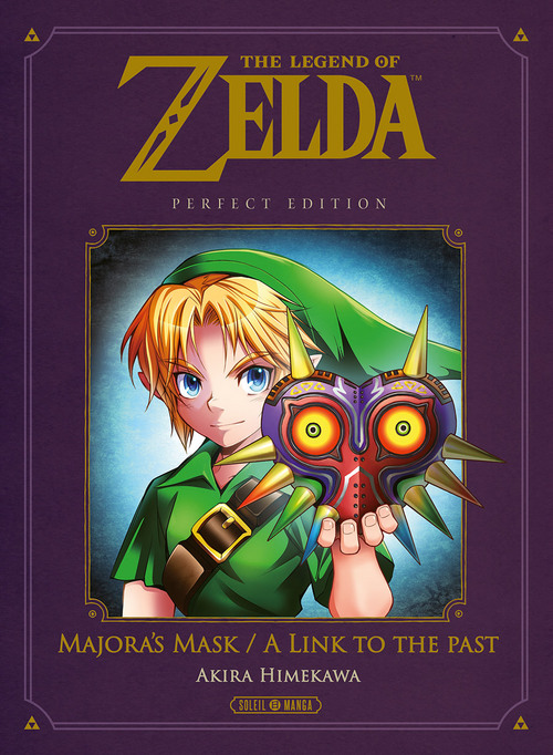 Majora's mask / A link to the past - Akira Himekawa
