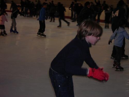 De la glace et des boules . . .