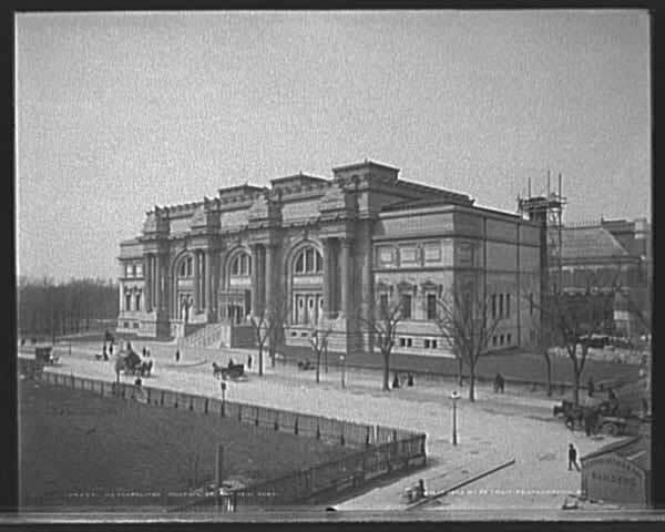 Metropolitan Museum Of Art en 1903