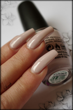 OPI Steady as she Rose!