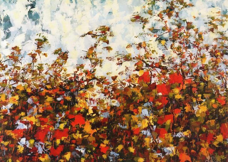 Tableaux-Artistes-Peintres: Andrée LaRoche