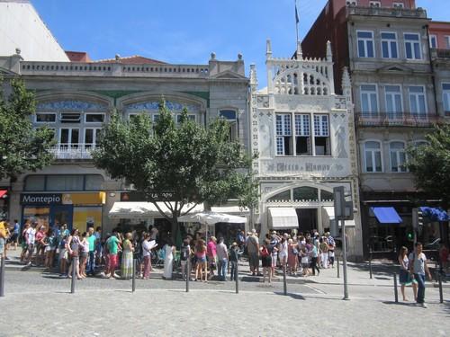 On repart à Porto