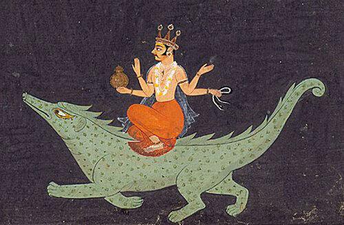 Chakra Sacral Svadhisthana