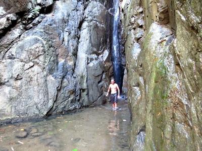 02 Aout 2014 - Amed... en route vers les cascades !
