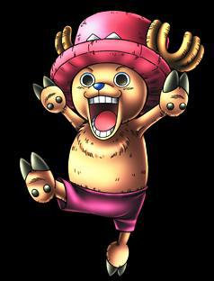 Le docteur : Tony Tony Chopper