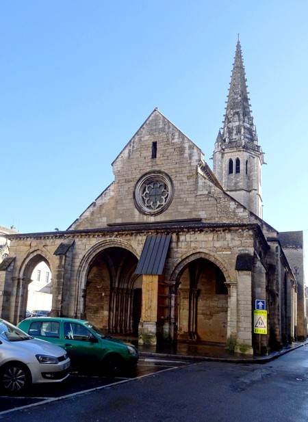 L'église Saint-Philibert de Dijon