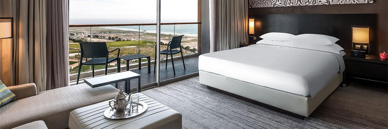 Hyatt Place Taghazout Bay - Chambres avec vue sur l'océan