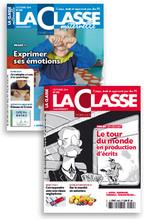 Le mag La Classe un magazine en or qui dévoile des pépites
