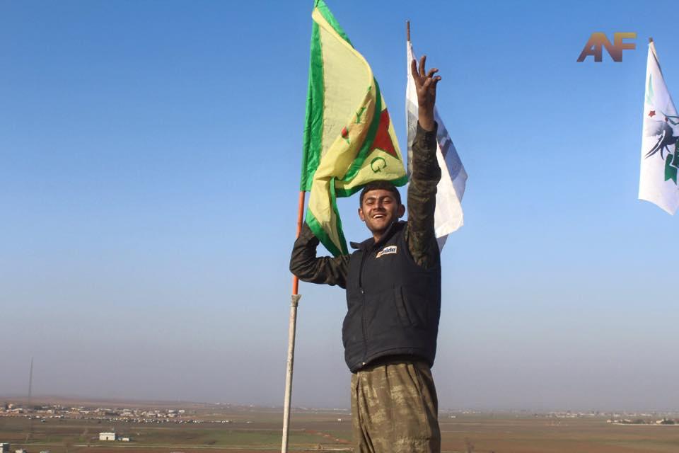 Pendant ce temps-là au Kurdistan de Syrie...