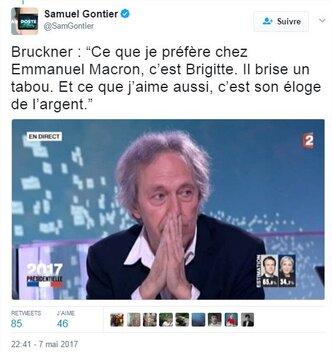 LA FRANCE SOUS L'EGIDE DE MAMON