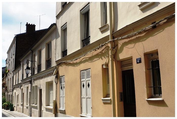 Impasse Tourneux. Paris 12